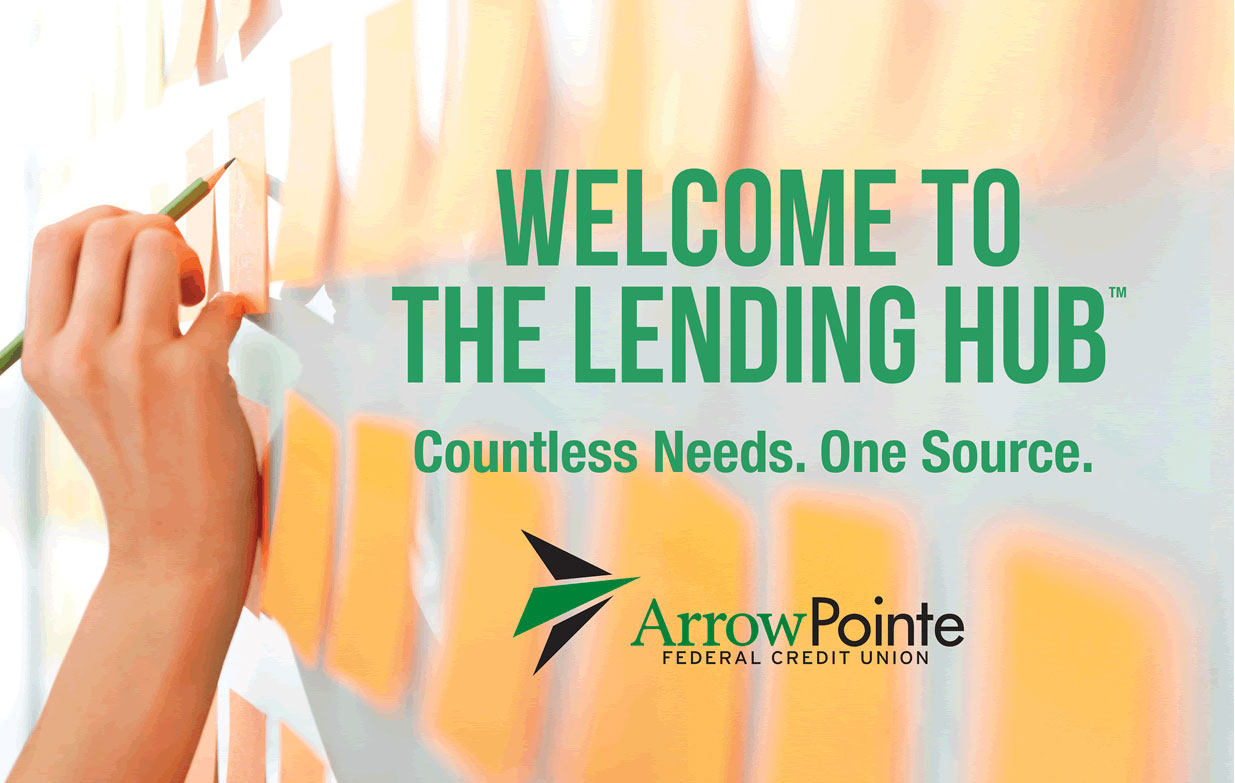 ArrowPointe Federal Credit Union <strong>In-Branch Materials</strong>