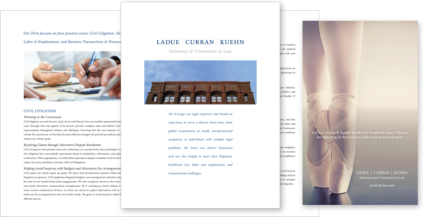 Ladue/Curran/Kuehn <strong>Marketing</strong>