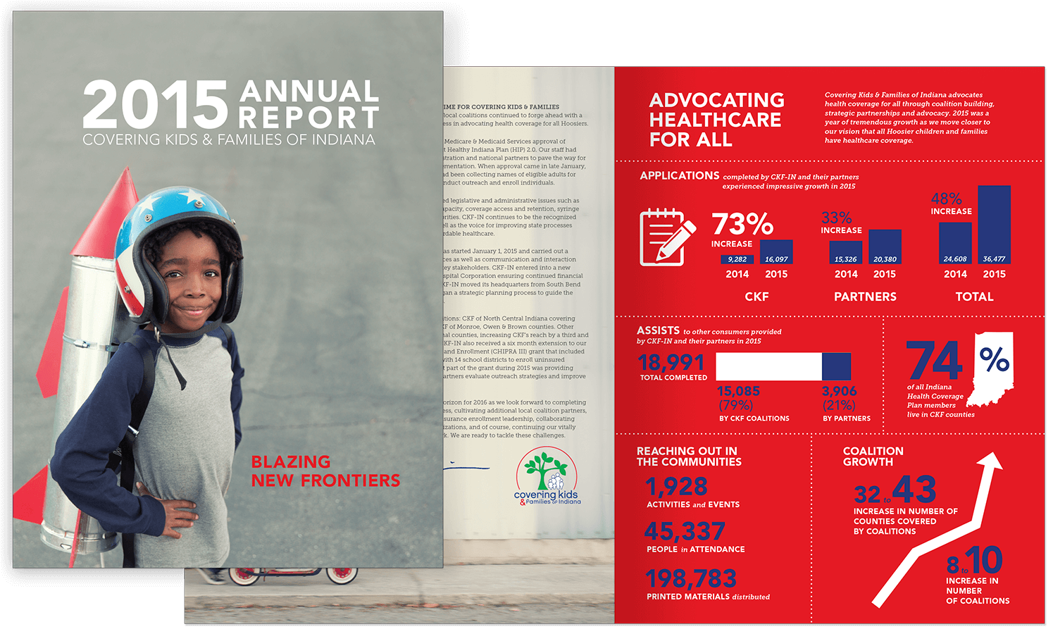 Covering Kids & Families <strong>Annual Report</strong>