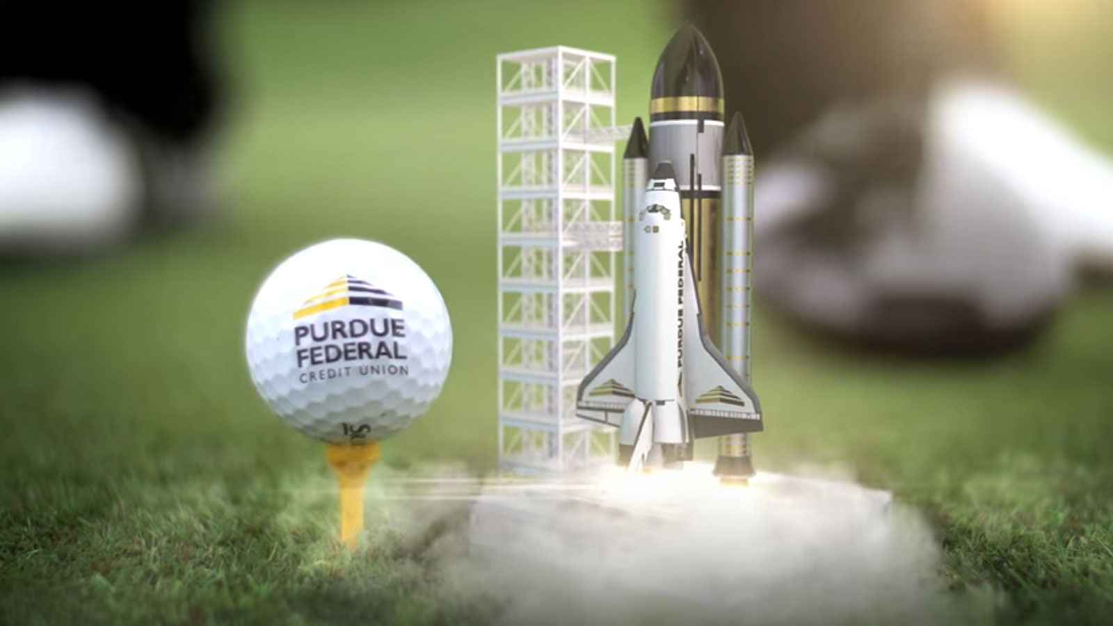 Purdue Federal Credit Union <strong>TV Commercial</strong>
