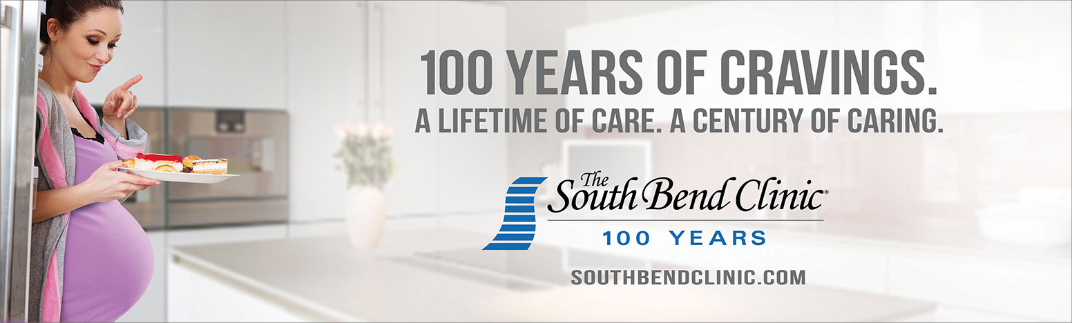 South Bend Clinic <strong>100th Anniversary Campaign</strong>